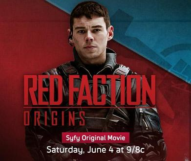 red faction origins full movie