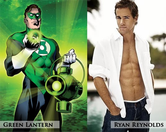 ryan reynolds green lantern costume. Green Lantern Review
