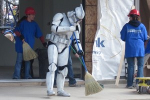 Extreme Makeover troopers