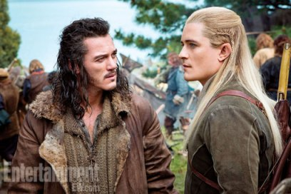 Legalos and Bard the Bowman