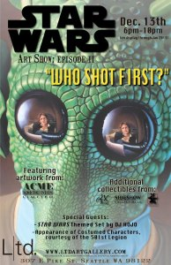 Who shot first