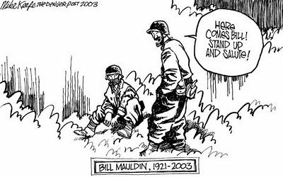 BILL MAULDIN 1921-2003