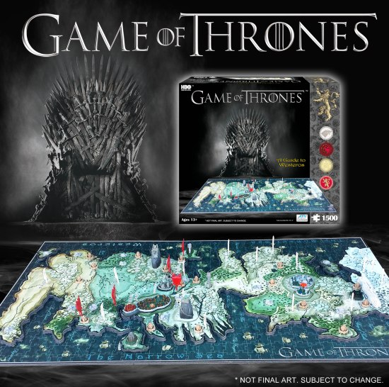 Game of Thrones Picture for HBO Website