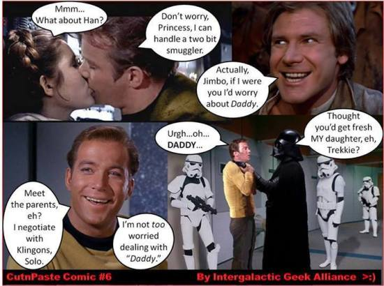 Trek-Wars monday funny