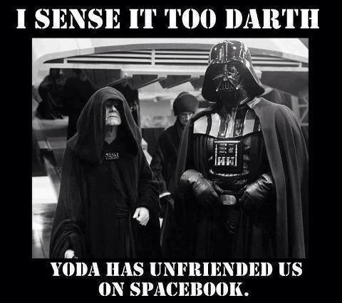 Yoda Unfriend
