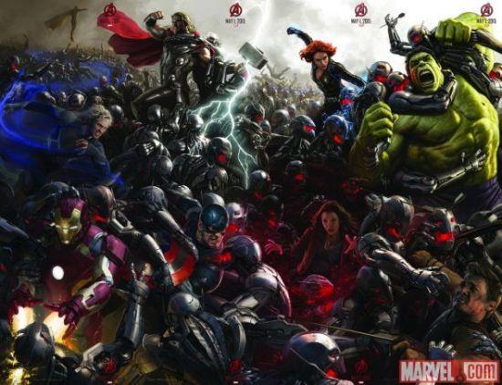 Avengers AoU
