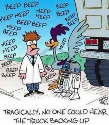 beep-beep-beep