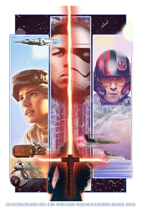 The Force Awakens by Joe Corroney and Brian Miller